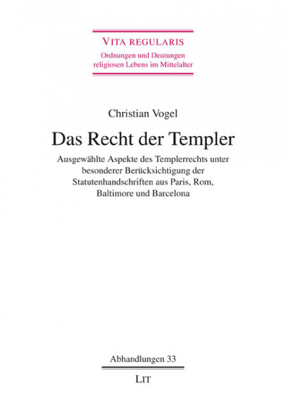 Das Recht der Templer