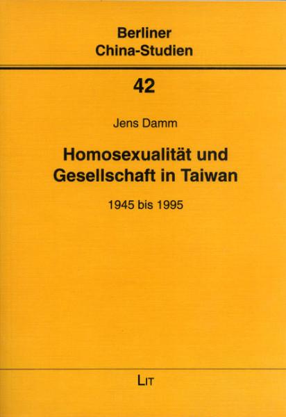 Homosexualität und Gesellschaft in Taiwan