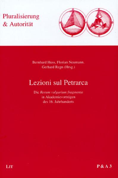 Lezioni sul Petrarca