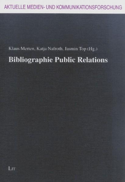Bibliographie Public Relations
