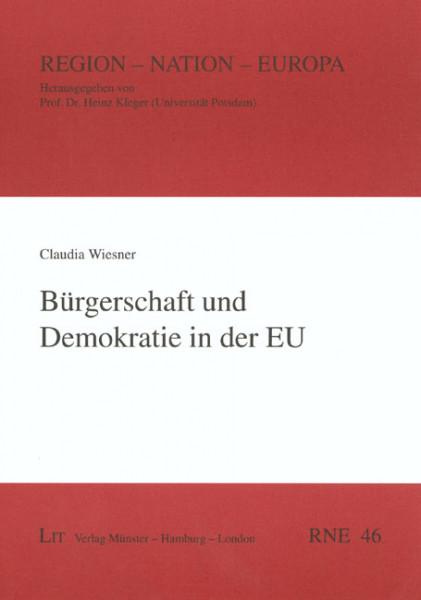 Bürgerschaft und Demokratie in der EU
