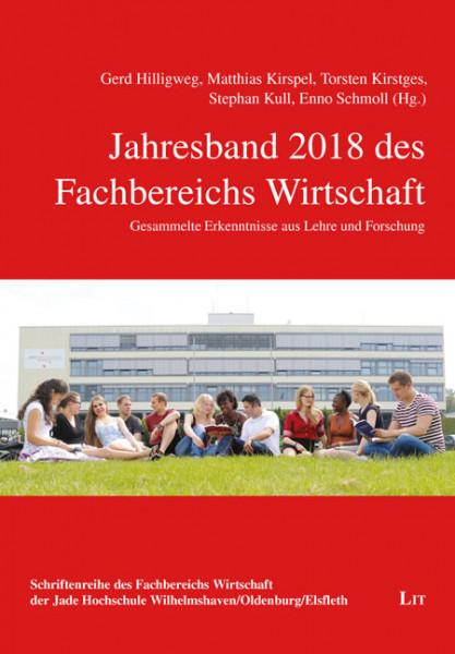 Jahresband 2018 des Fachbereichs Wirtschaft