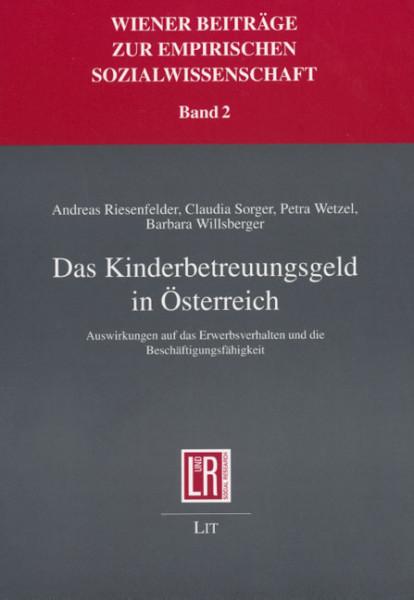 Das Kinderbetreuungsgeld in Österreich