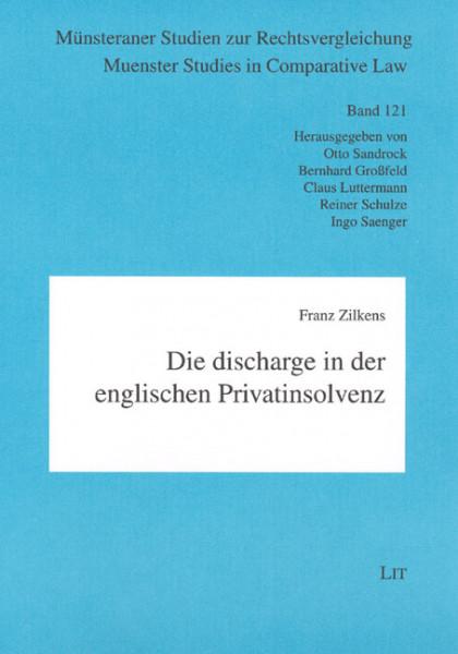 Die discharge in der englischen Privatinsolvenz
