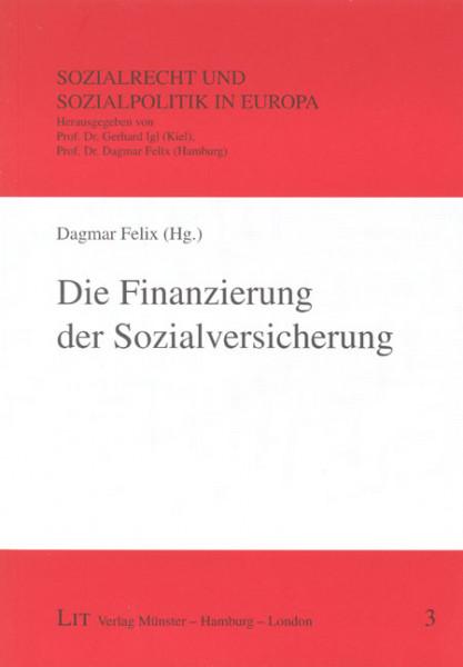 Die Finanzierung der Sozialversicherung