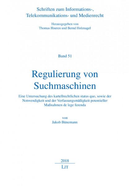 Regulierung von Suchmaschinen