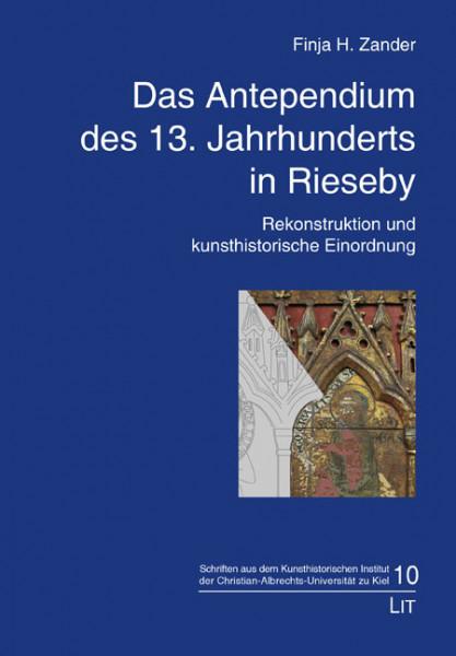 Das Antependium des 13. Jahrhunderts in Rieseby