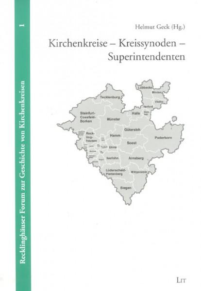 Kirchenkreise - Kreissynoden - Superintendenten