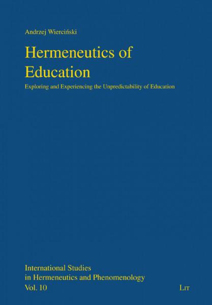 Hermeneutics of Education
