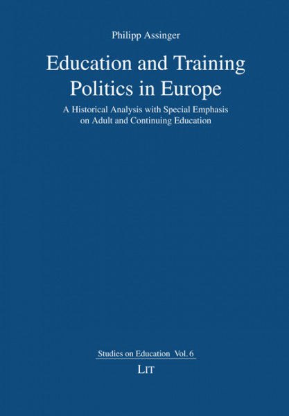 Education and Training Politics in Europe