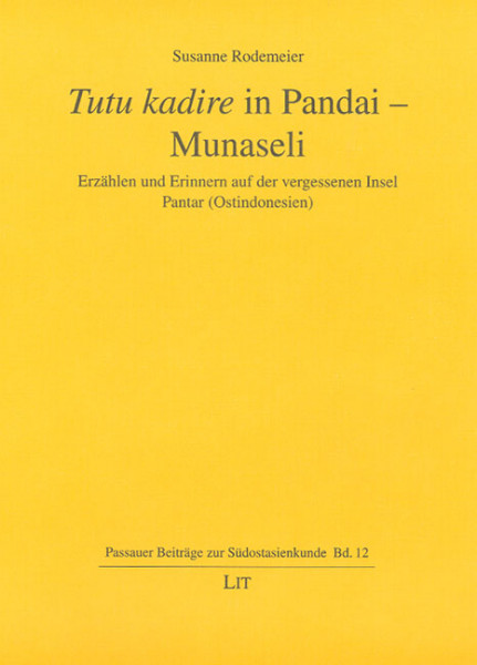"""""""Tutu kadire"""" in Pandai - Munaseli"""