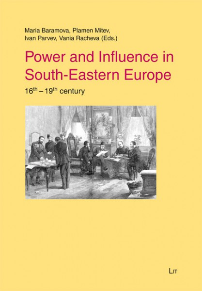 Power and Influence in South-Eastern Europe