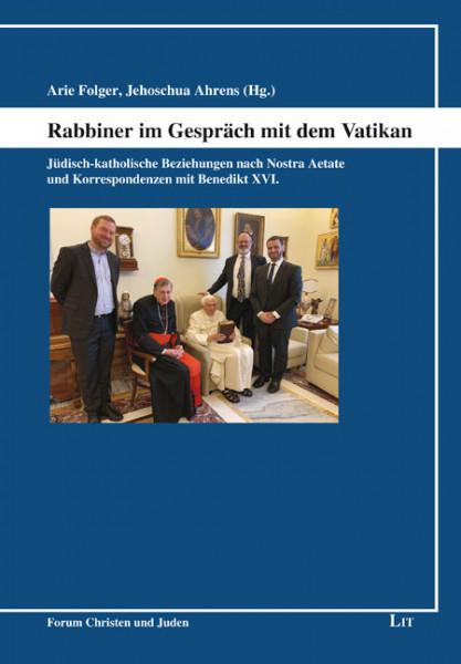 Rabbiner im Gespräch mit dem Vatikan
