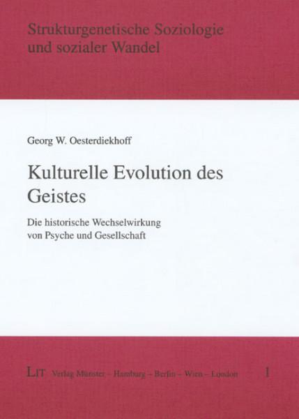 Kulturelle Evolution des Geistes