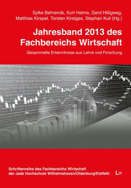 Jahresband 2013 des Fachbereichs Wirtschaft