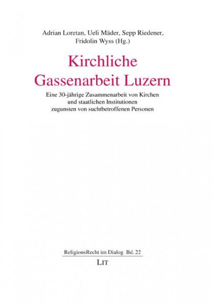 Kirchliche Gassenarbeit Luzern