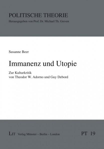 Immanenz und Utopie