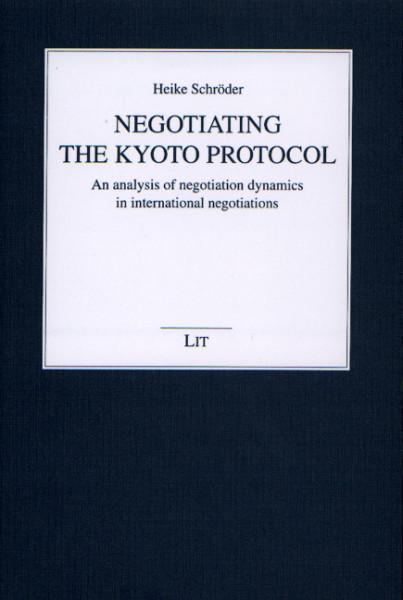 Negotiating the Kyoto Protocol