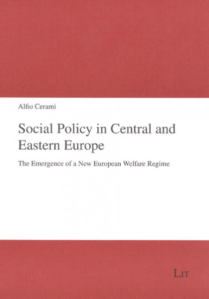 Social Policy in Central and Eastern Europe