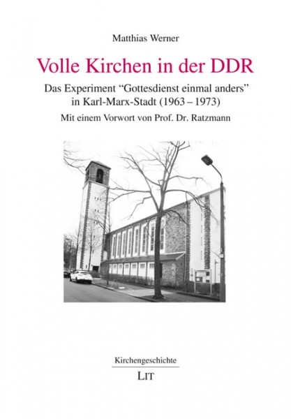 Volle Kirchen in der DDR