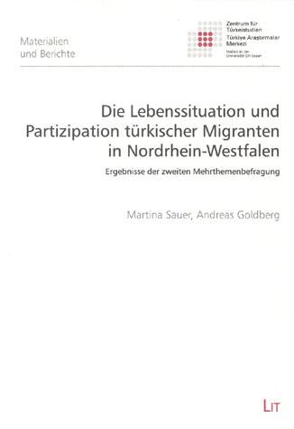 Die Lebenssituation und Partizipation türkischer Migranten in Nordrhein-Westfalen