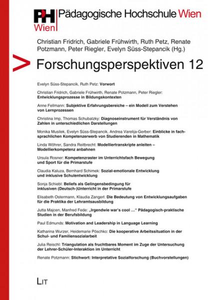 Forschungsperspektiven 12