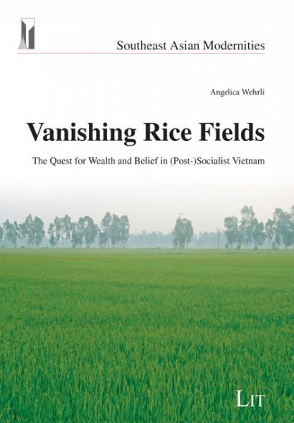 Vanishing Rice Fields