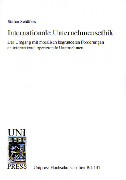 Internationale Unternehmensethik
