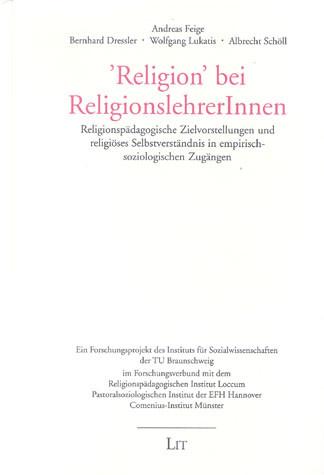 `Religion' bei ReligionslehrerInnen