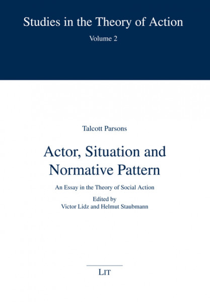 Actor, Situation and Normative Pattern