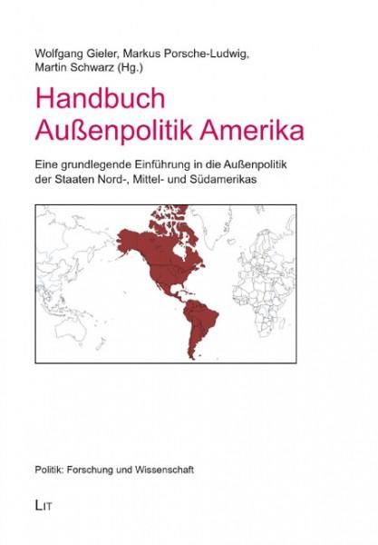 Handbuch Außenpolitik Amerika
