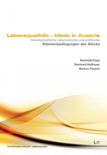 Lebensqualität - Made in Austria