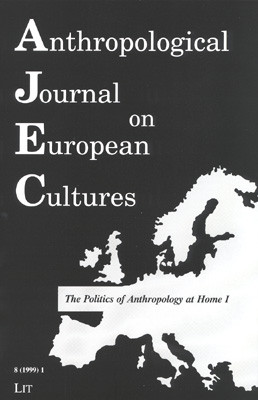 The Politics of Anthropology at Home I