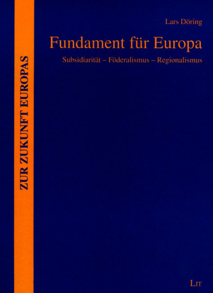 Fundament für Europa