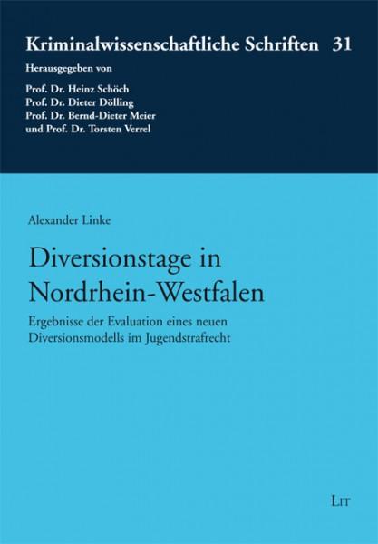 Diversionstage in Nordrhein-Westfalen