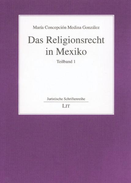 Das Religionsrecht in Mexiko