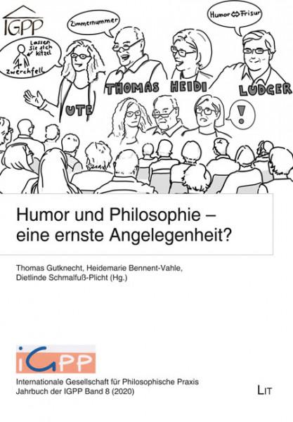Humor und Philosophie - eine ernste Angelegenheit?