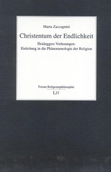 Christentum der Endlichkeit
