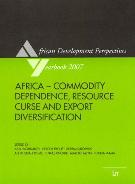 Africa - Commodity Dependence, Resource Curse and Export Diversification