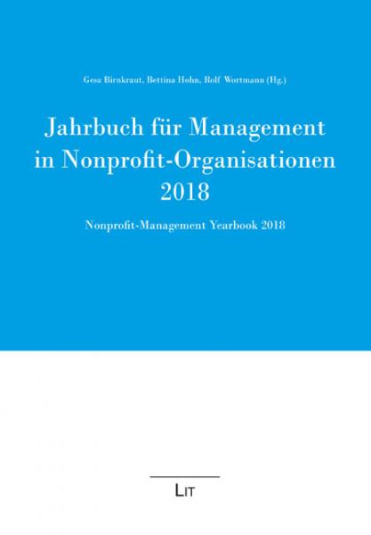 Jahrbuch für Management in Nonprofit-Organisationen 2018