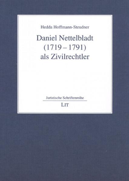 Daniel Nettelbladt (1719-1791) als Zivilrechtler