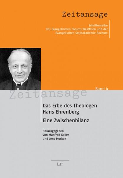 Das Erbe des Theologen Hans Ehrenberg