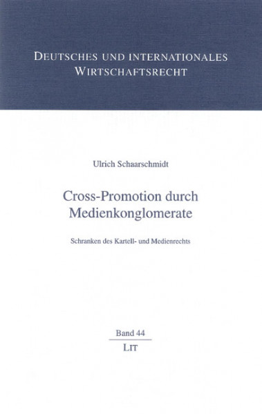 Cross-Promotion durch Medienkonglomerate