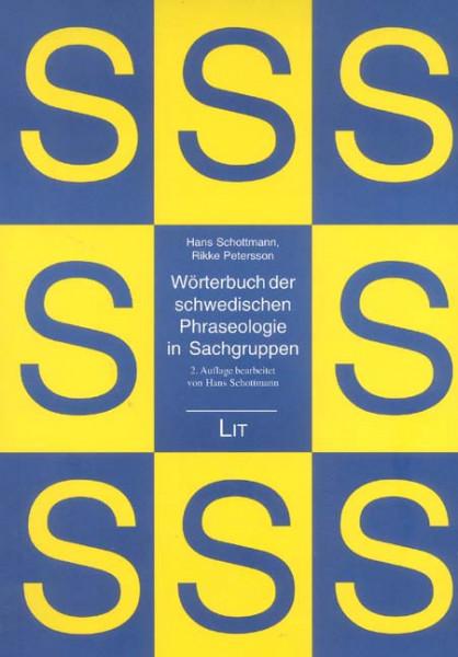 Wörterbuch der schwedischen Phraseologie in Sachgruppen