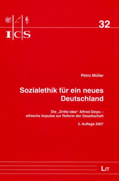 Sozialethik für ein neues Deutschland
