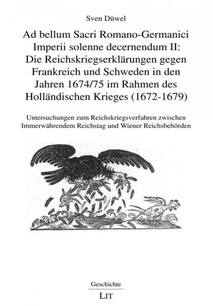 Ad bellum Sacri Romano-Germanici Imperii solenne decernendum II