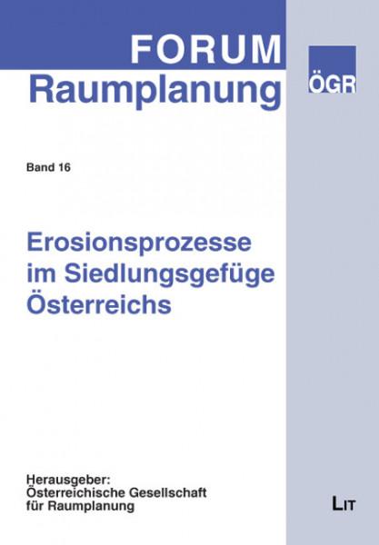 Erosionsprozesse im Siedlungsgefüge Österreichs