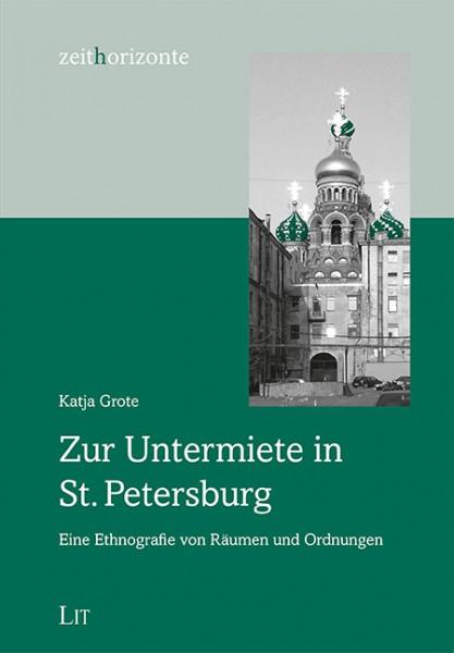 Zur Untermiete in St. Petersburg