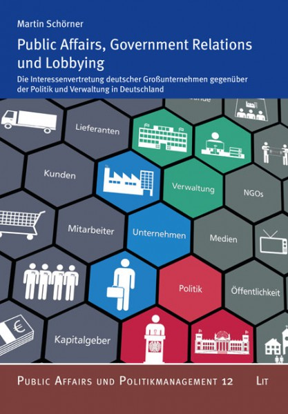 Public Affairs, Government Relations und Lobbying