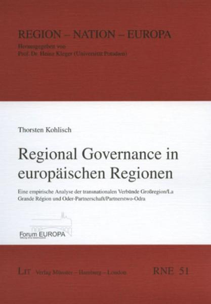 Regional Governance in europäischen Regionen